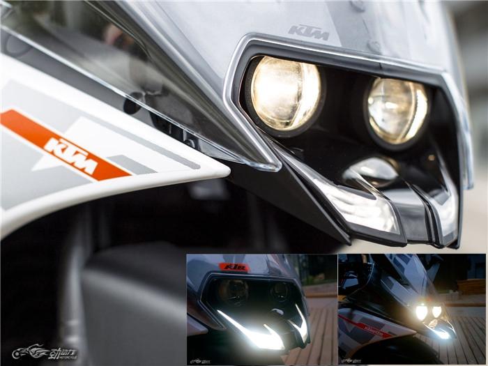 五万元以内的赛道悍将 KTM RC390