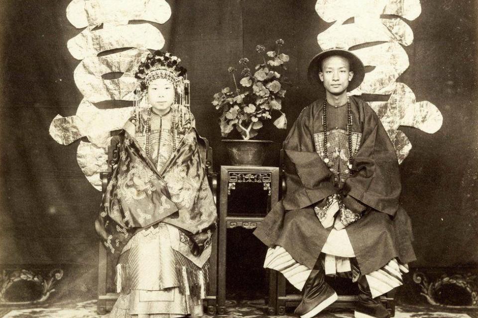 140年前的北京人长啥样