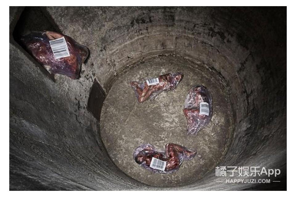 假如人肉是用来吃的,这个世界会是什么样子?